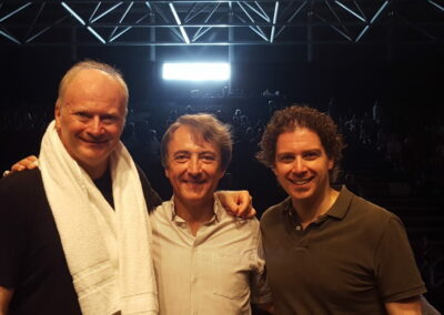 After assisting Gianandrea Noseda and Jean Efflam Bavouzet